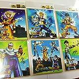 阪神タイガース×ドラゴンボール超コラボ商品 期間限定商品!ミニ色紙全6種類!(高山、糸井、鳥谷、原口、北條、集合)?