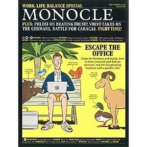 MONOCLE September 2017