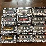 ジャンプ50周年ロゴキカク6種 フィギュア 黒子のバスケ、キャプテン翼、ブリーチ等12個