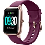 Willful Smart Watch for Android Phones and iOS Phones Compatible iPhone Samsung, IP68 Swimming Waterproof Smartwatch Fitness