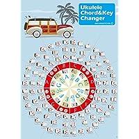 Jam's Ukulele UKU-01 / ウクレレ コード チェンジャー サーフサイド コード ウクレレ 簡単 変換 楽々