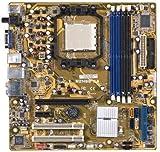 「Asus M2N68-LA (HP)」 Socket AM2 MicroATXマザーボード …