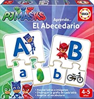 PJ Masks Learn the Alphabet