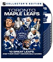 Nhl Toronto Maple Leafs: 10 Great Leafs Memorable [DVD] [Import]