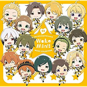 【Amazon.co.jp限定】THE IDOLM@STER SideM WakeMini! MUSIC COLLECTION 02 (デカジャケット付)