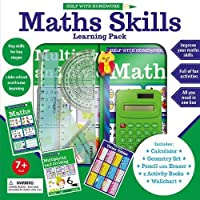 7+ Maths Skills (Back to School Boxset 2)