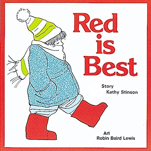 Red Is Best (Annikins #12)