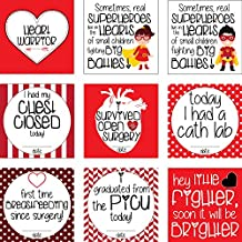 CHD Heart Warrior Milestone Cards