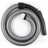 "5.74' Extension Vacuum Hose with Handle Fit All 1 1/4"" Vacuum Cleaner Hose Vacuum Attachement Vac Hose Kit 5.74 Feet Length"