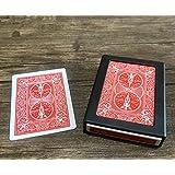 自転車カード/カードのマジック消失パックのデッキを消失/マジッククローズアップ - Vanishing Deck of Bicycle Cards/Magic Vanishing Pack of Cards/Close up Magic