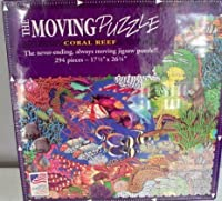 The Moving Puzzle - Coral Reef - 294 Pieces [並行輸入品]
