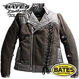 BATES ベイツ ナイロンジャケット BAJ-L061 BLACK/L