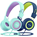Mpow Kids Headphones Small GreenBlue