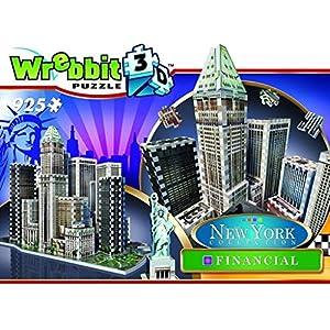 レビット ニューヨークコレクション-ニューヨークファイナンシャルセンター 正規品 【立体 趣味】 Wrebbit New York Collection-Financial W3D-2013