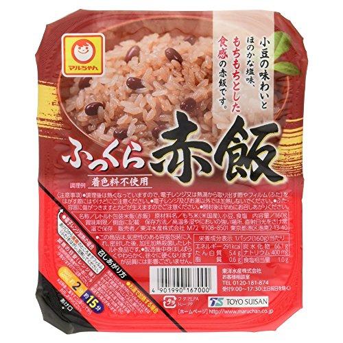 マルちゃん ふっくら赤飯 160g