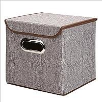 KYAWJY BAICHUANGステンレス鋼の吸気ボックスのボックス収納ボックス (Color : グレー)