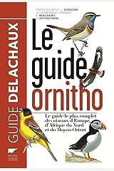 Guide Ornitho Hardcover