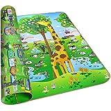 Baby Play Mat , Baby Crawling Mat Floor Play Mat Game Mat,71x60x0.32inch, Extra Large(Nong mat)