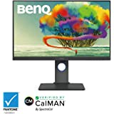 BenQ PD2700U 27 inch 4K UHD IPS Monitor | HDR | 100% sRGB and Rec. 709 | AQColor Tech for Accurate Reproduction