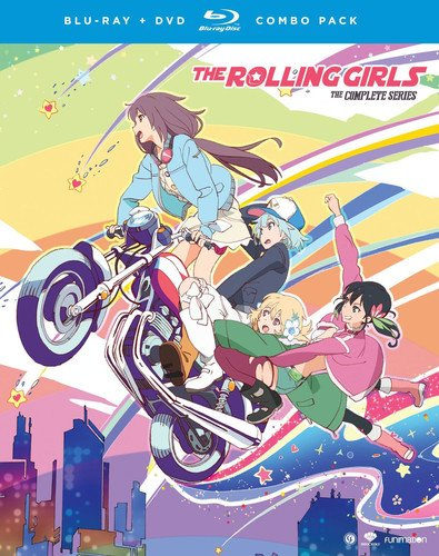 Rolling Girls: The Complete Series [Blu-ray]