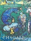 シャガール―陶器と彫刻 (1974年)