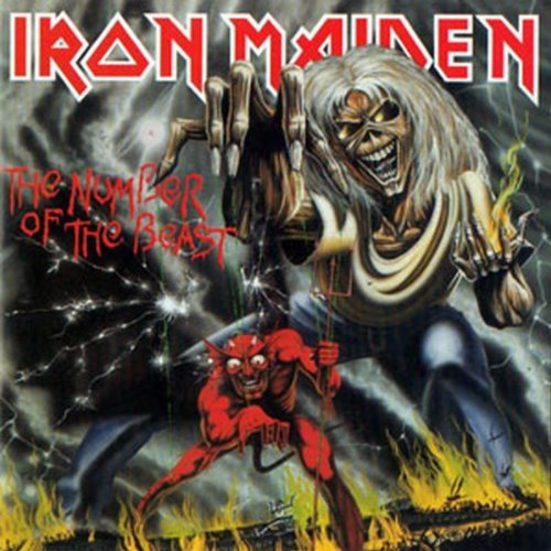 The Number Of The Beast / Iron Maiden