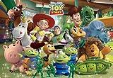 40ピース 子供向けパズル トイ・ストーリー おもちゃがいっぱい 【チャイルドパズル】