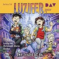 Luzifer junior - Teil 4: Der Teufel ist los: Lesung mit Christoph Maria Herbst
