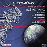 Mefano: Micromegas by Kaoli Isshiki (2013-05-03)