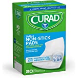 Curad Non-Stick Pads, 2 Inches X 3 Inches, 20 Count