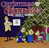 Christmas With The Chipmunks, Vol. 2 by The Chipmunks (1995-09-01)