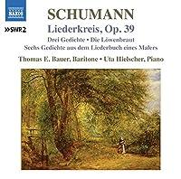Liederkreis Op .3