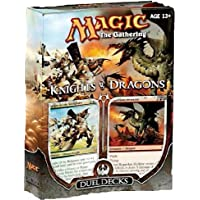 マジック:ザ・ギャザリング DUEL DECKS: KNIGHTS vs. DRAGONS 英語版