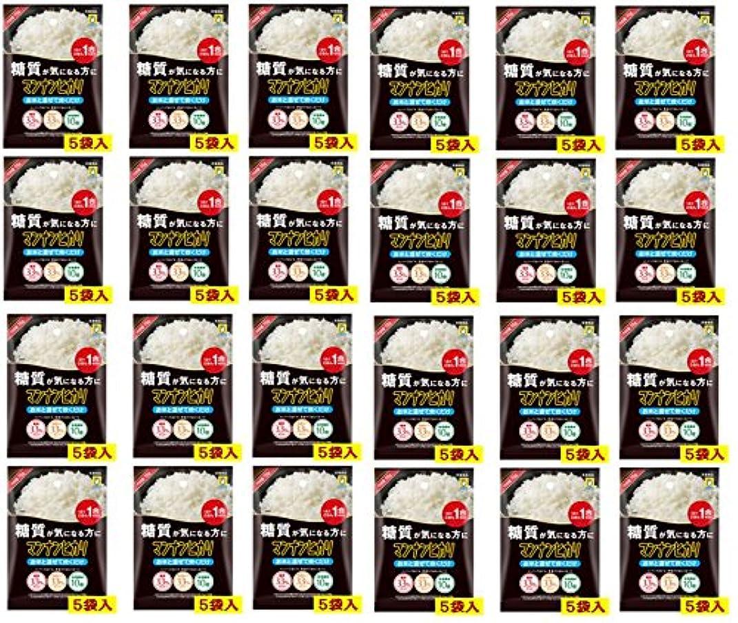 大気むちゃくちゃオークマンナンヒカリ 穴開きタイプ(75g×5袋) X24個セット
