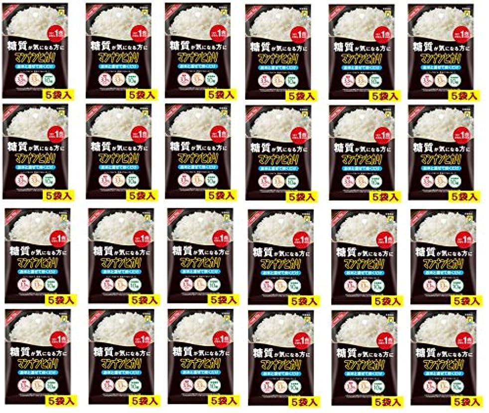 百科事典バイナリサドルマンナンヒカリ 穴開きタイプ(75g×5袋) X24個セット
