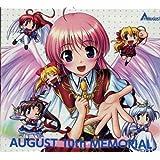 AUGUST 10th MEMORIAL 通常版