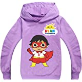 Steven Crain R-y-a-ns- Review Toy Egg Girls Funny Hoodies Black