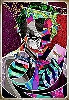 ジョーカーのスーサイドスクワッド写真ポスターホームアートプリント壁の装飾新8.27 X11.7インチ(A4) [並行輸入品]