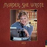 Murder, She Wrote 2019 Wall Calendar