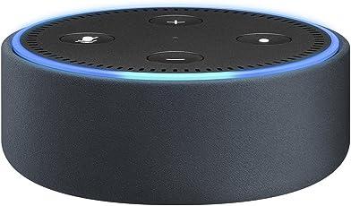 Amazon Echo Dot用レザーケース ミッドナイト
