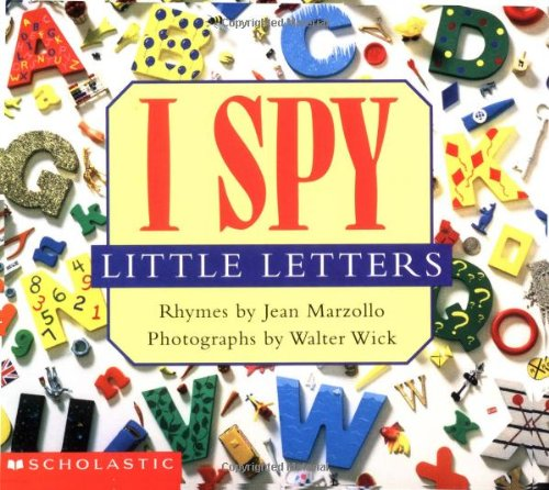 I Spy Little Lettersの詳細を見る