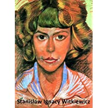 100 Color Paintings of Stanislaw Ignacy Witkiewicz (Witkacy) - Polish Portrait Painter (February 24, 1885 – September 18, 1939)