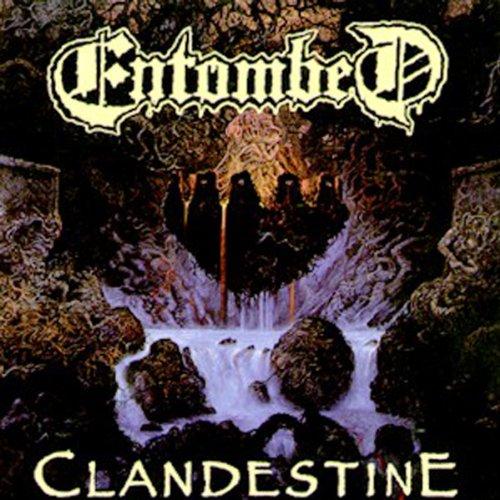 Clandestine (Fdr Re-Mastered Vinyl) [12 inch Analog] Entombed Imports