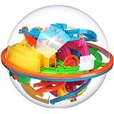 3D立体玩具  ボール プレゼント迷宮おもちゃ 迷路遊び 子供用 138関 おもちゃ 空間認識 ゲーム バランスゲーム おもちゃ