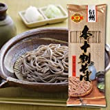 信州戸隠そば 本十割そば(お徳用) 乾麺 200g×20袋 [商品番号ホ-20]