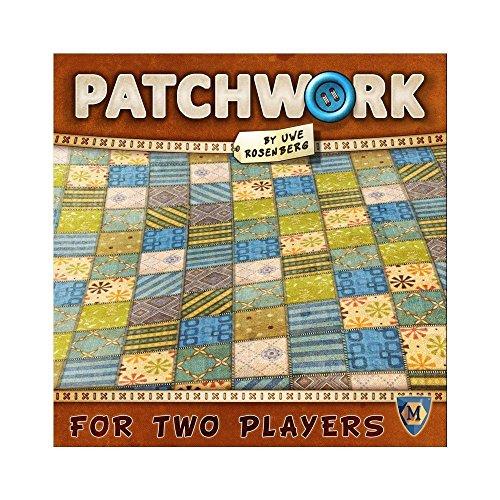 Patchwork Board Game [並行輸入品]