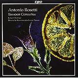 レスレル [ロゼッティ]:ファゴット協奏曲集(Rosetti:Bassoon Concertos)