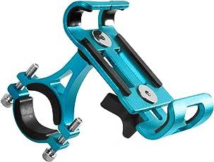 バイク スマホホルダー スマホ固定用マウント固定力抜群 多機種対応 360度回転 脱落防止