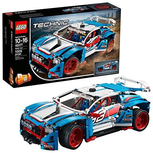 LEGO Technic Rally Car 42077建物キット( 1005Piece )