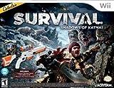 Cabela's Survival: Shadows of Katmai with Gun